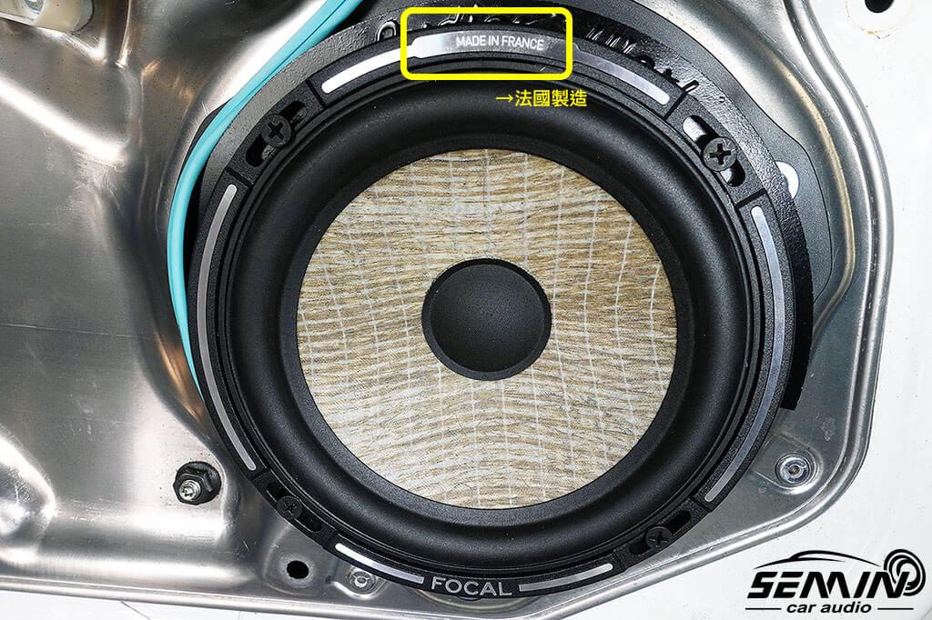 BENZ CLS 跳脫原廠.完美升級後級喇叭