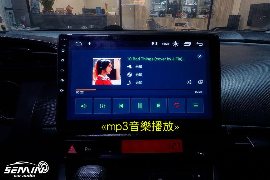 TOYOTA WISH (2010~) 10吋安卓機