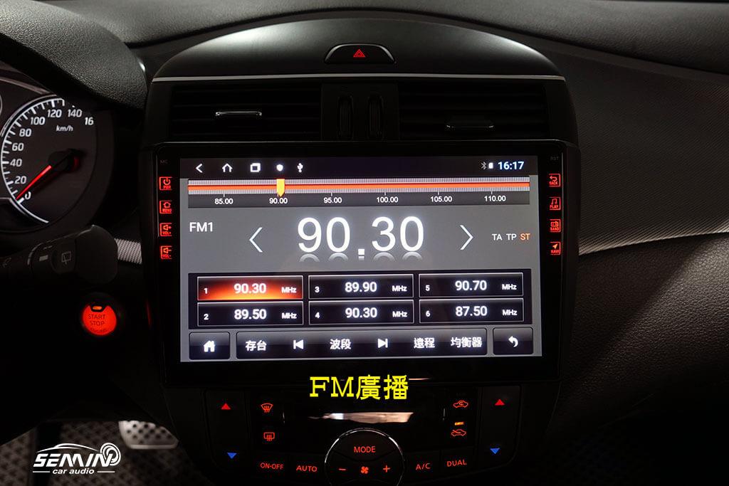 NISSAN TIIDA (2013) 專用10吋安卓八核心主機