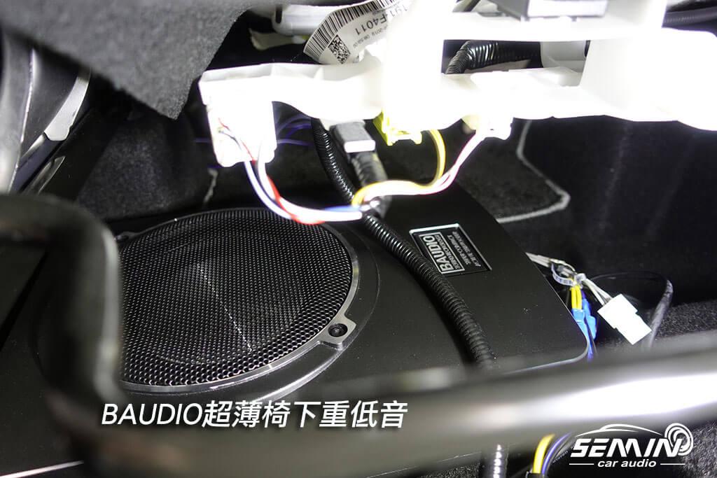 TOYOTA H-RV 車內聲音小升級