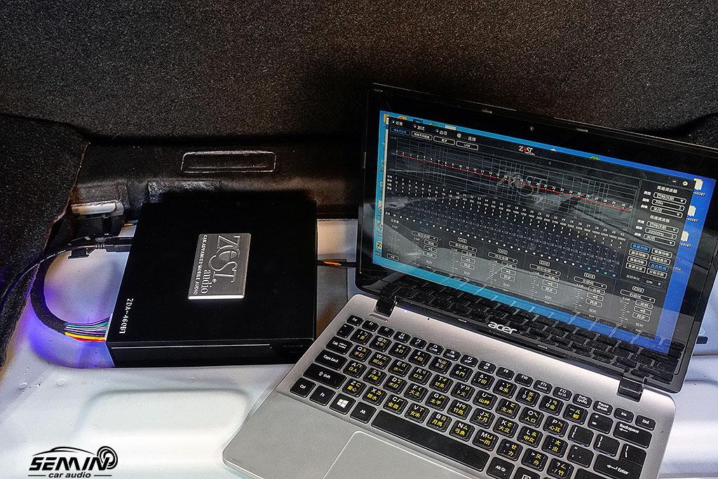 ZEST AUDIO ZDA-460BT 四聲道DSP擴大機