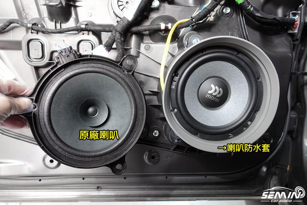 MAZDA CX3 後場喇叭升級加強制震