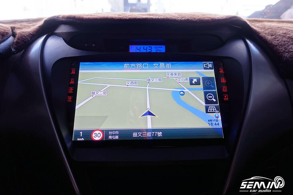 HYUNDAI ELANTRA(2011~2013) 9吋安卓機