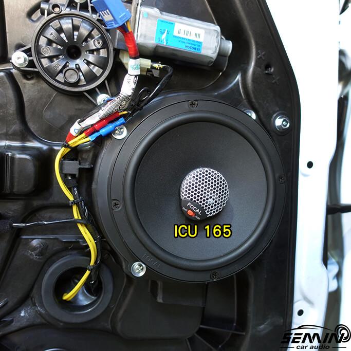 現代 SUPER ELANTRA~DSP四聲道擴大機