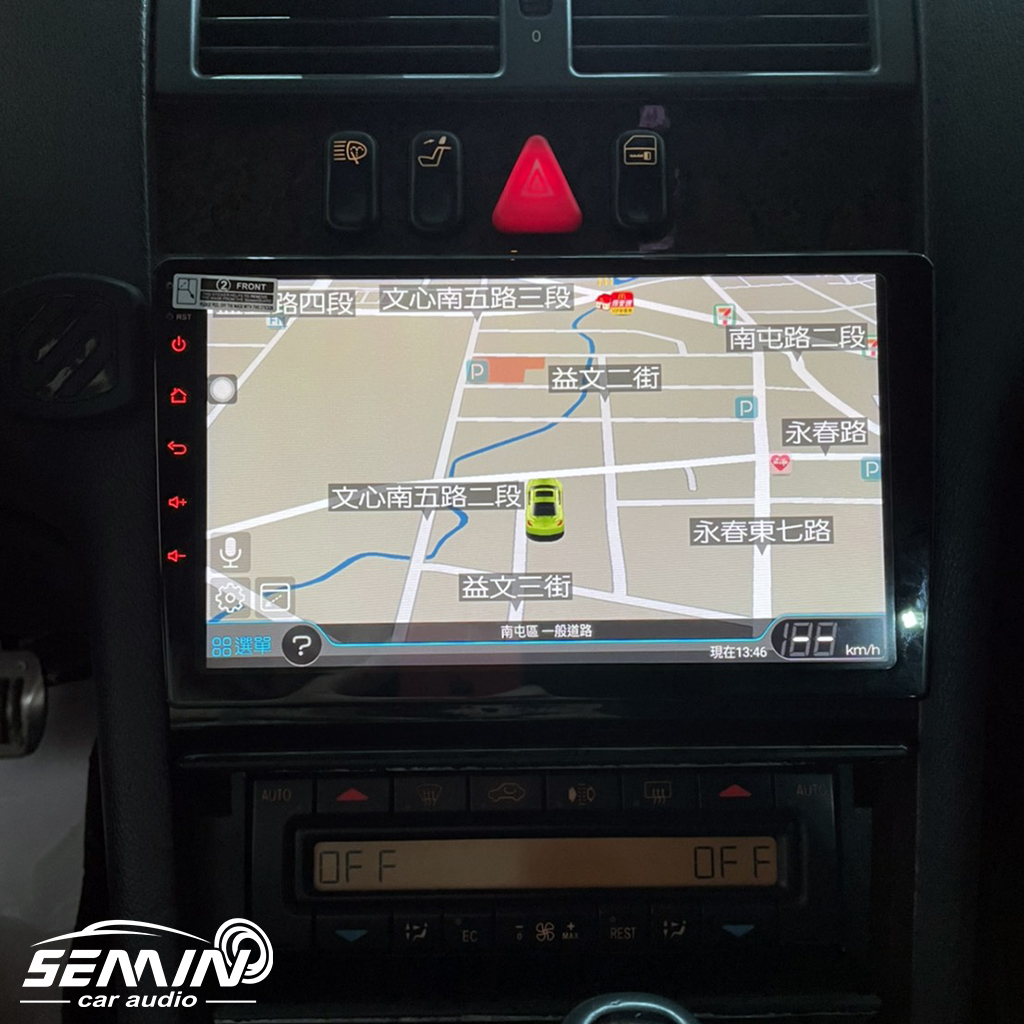 BENZ E-CLASS W210 10.25吋安卓機