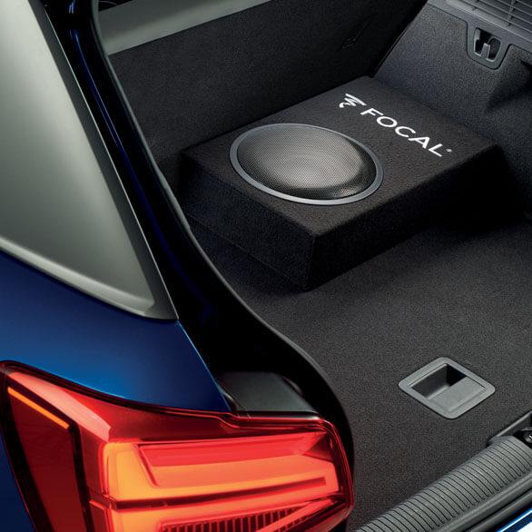 每輛車上音響不可或缺的靈魂–「重低音」
