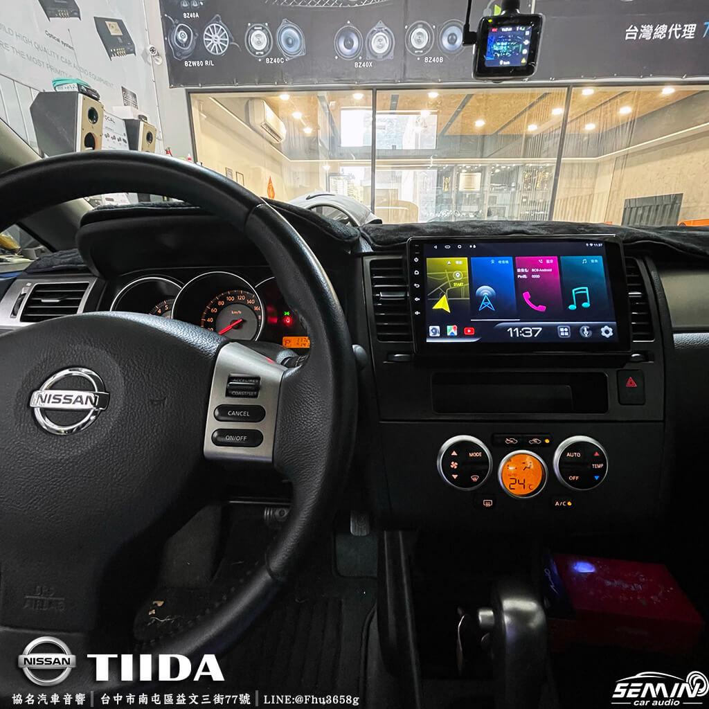 NISSAN TIIDA (2011-2017) 專用10吋安卓八核心主機
